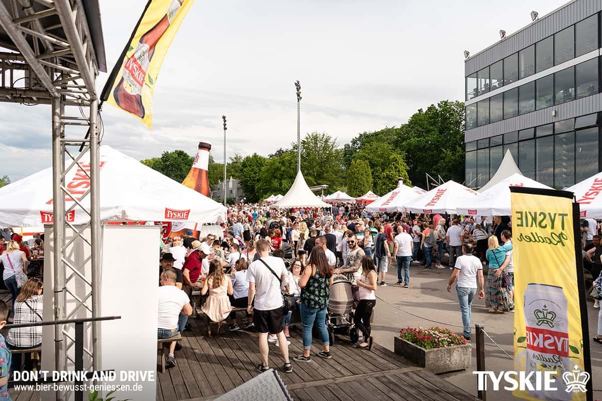 Tyskie Sommerfest
