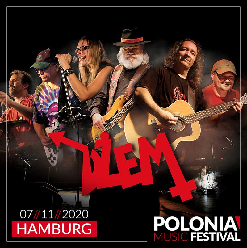 Dem concert w Hamburgu Polonia Music Festival