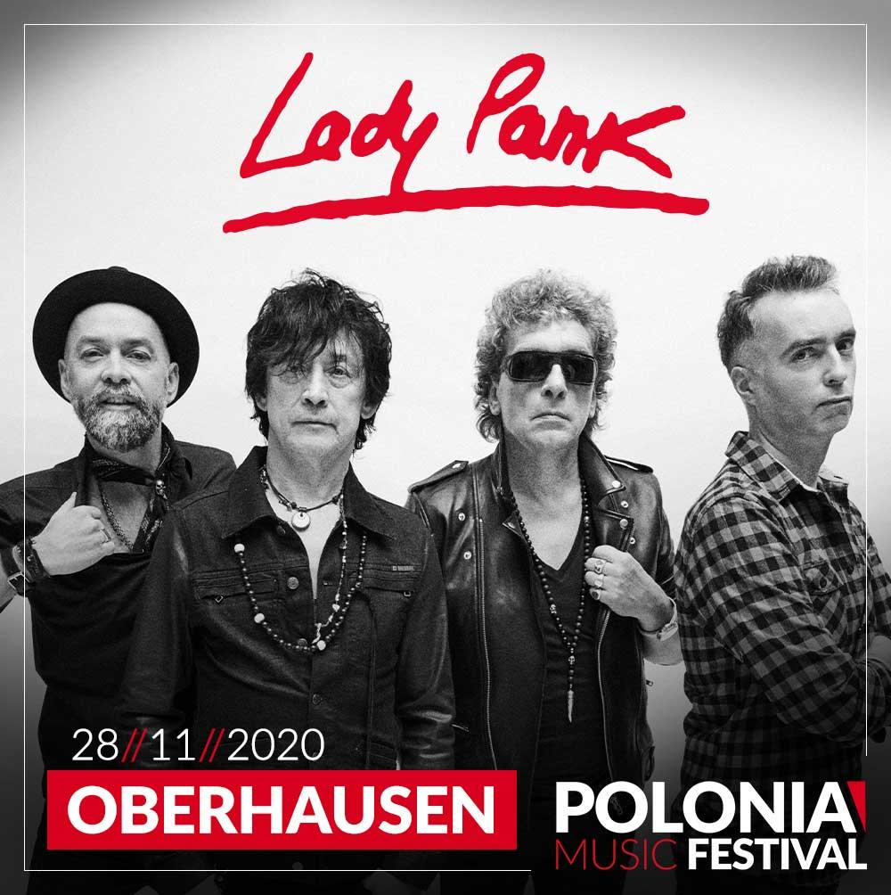 Lady Pank - koncert w Oberhausen