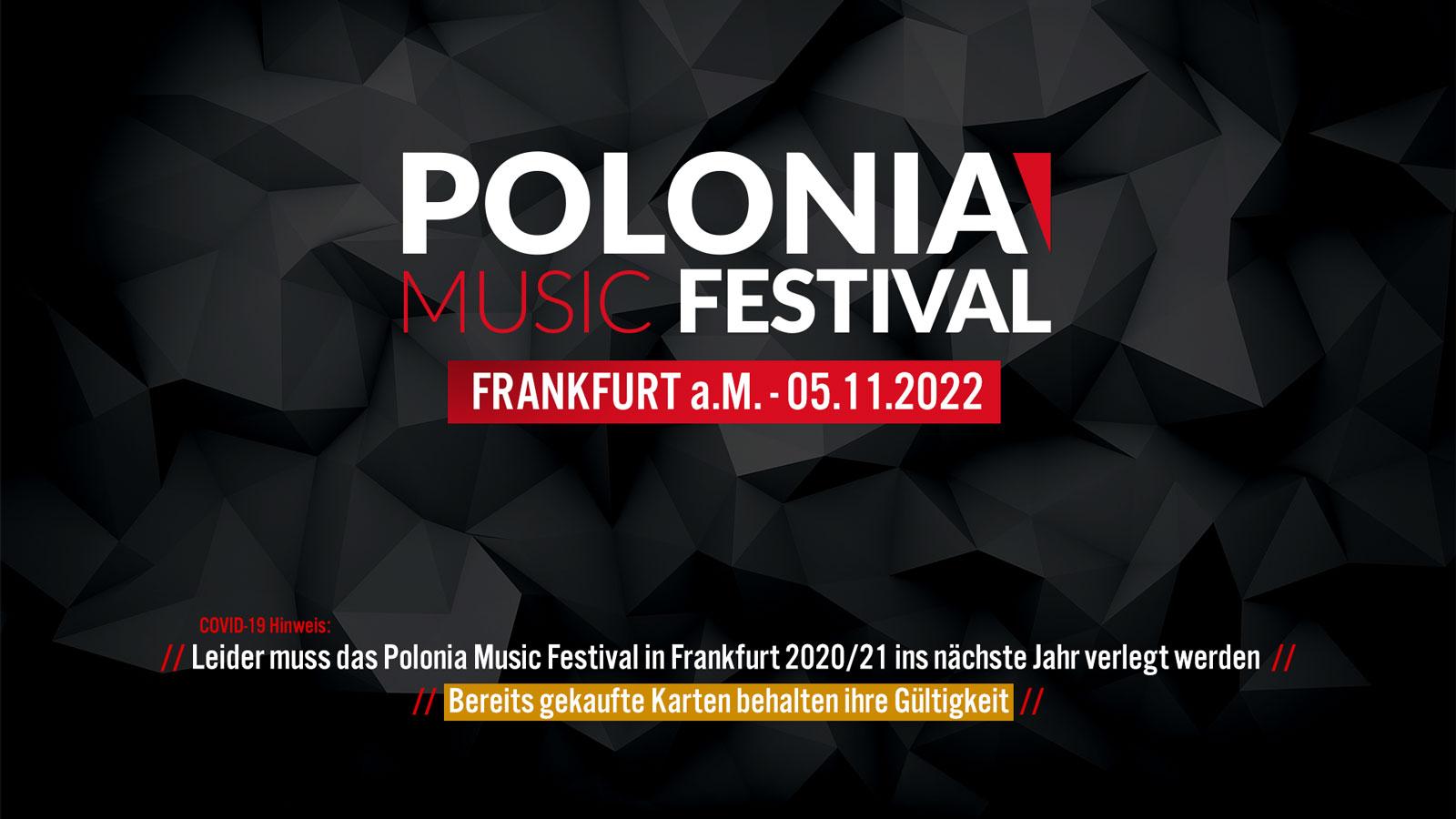 Polonia Music Festival Frankfurt 2022